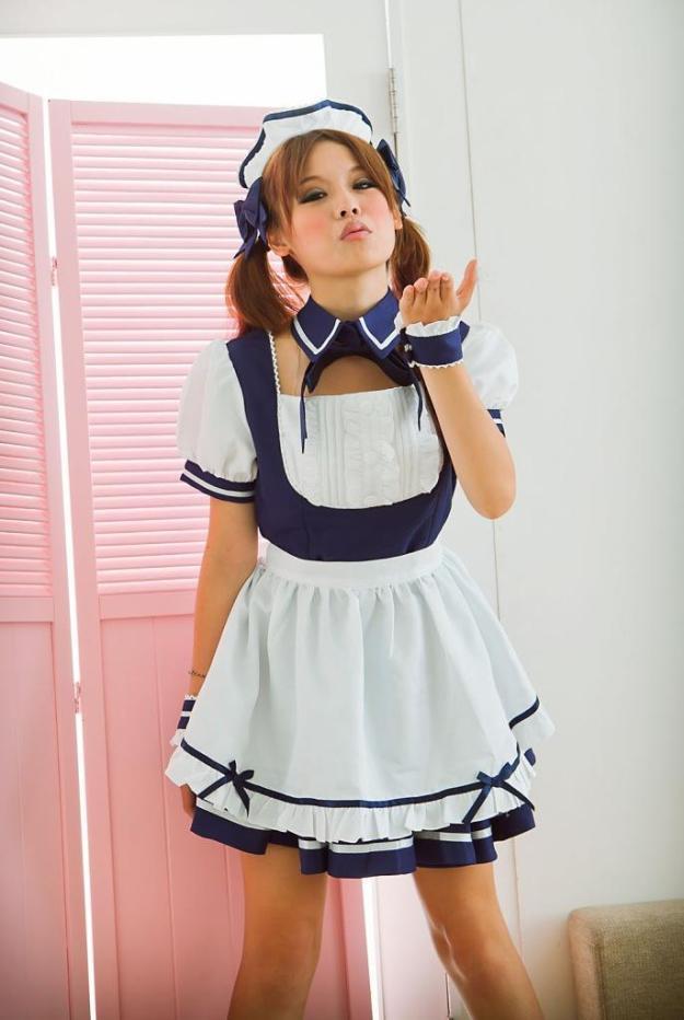 genuine-taiwan-maid-outfit-orange-kawaii