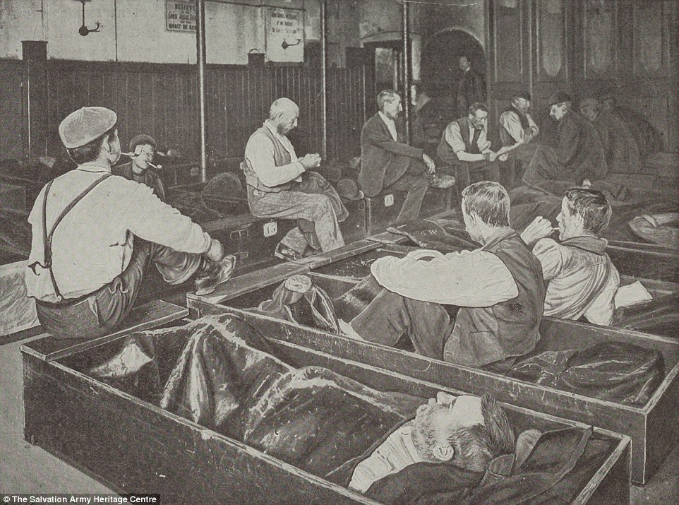Victorian-era 'coffin beds' in a London workhouse aren't much